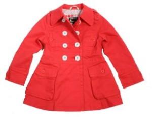 Nono, coat, red, 17100